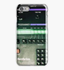Oberheim Xpander Panels iPhone Case/Skin
