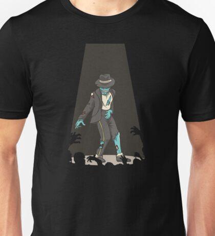 The Moon Walking Dead - The Walking Dead Michael Jackson Parody T-Shirt