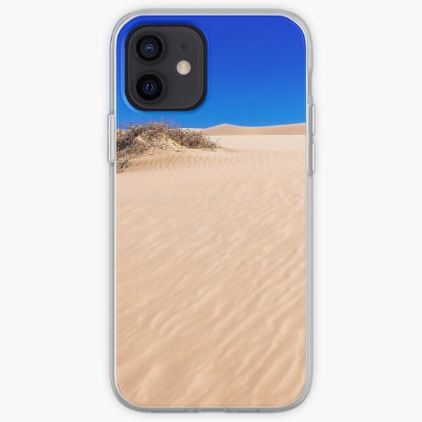 Sand Dunes of Mungo NP #2 iPhone Soft Case