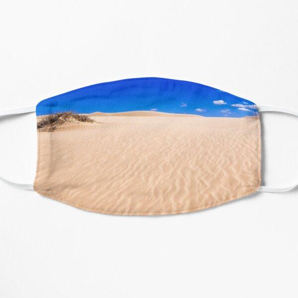 Sand Dunes of Mungo NP #2 Flat Mask