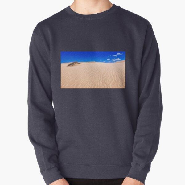 Sand Dunes of Mungo NP #2 Pullover Sweatshirt