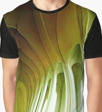 Garden Colonnade Graphic T-Shirt