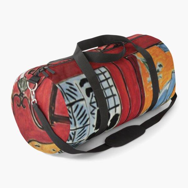 Grand Interieur Rouge Matisse 1948 Duffle Bag