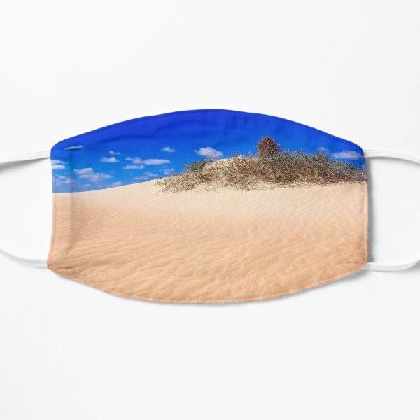 Sand Dunes of Mungo NP #6 Flat Mask
