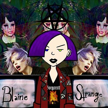 blaine strange by FuneralFox