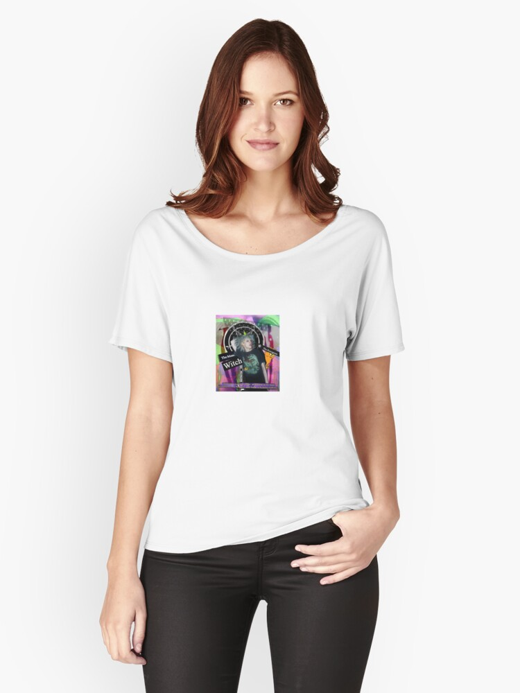 alice glass is god Women's Relaxed Fit T-Shirt Front