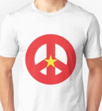 Vietnamese Peace Symbol T-Shirt