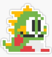 Bubble Bobble Sticker