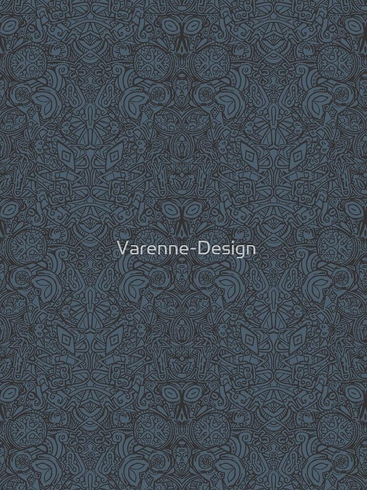 «Maya - Bleu» par Varenne-Design
