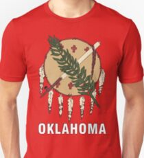 I Love Oklahoma T-Shirt