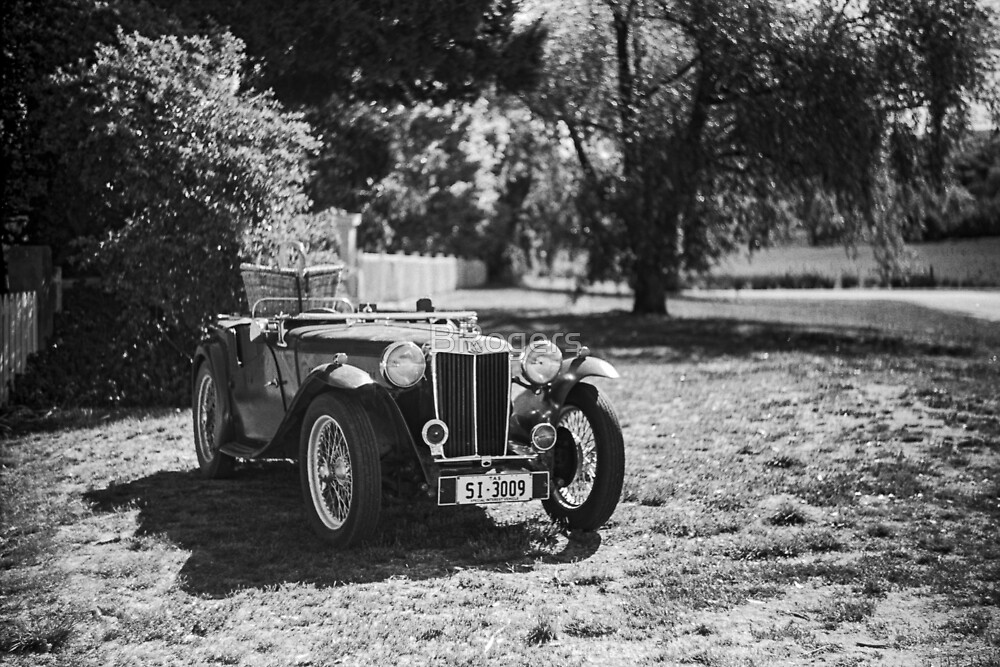 MG TC by BRogers