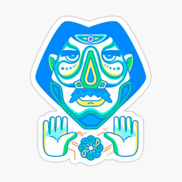 Psychonaut One Sticker