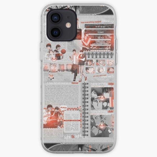 kuroko no basket | kuroko no basket characters | Phone case Coque souple iPhone