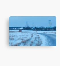 Every Morning Canvas Print