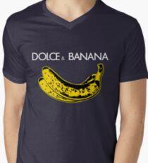 Dolce & Banana - Bananas Lovers Fruitarians Vegan Fashion  Tee / Sticker T-Shirt
