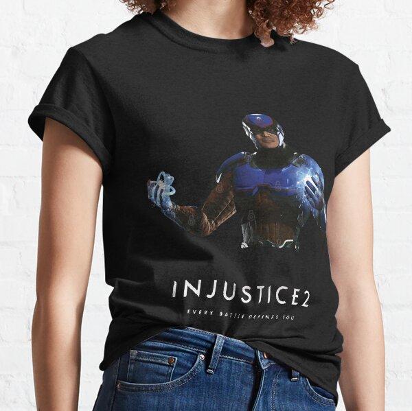 Injustice 2 - Atom  Classic T-Shirt