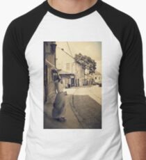 dance in the street Men's Baseball ¾ T-Shirt