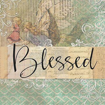 Blessed Angel by marceejean