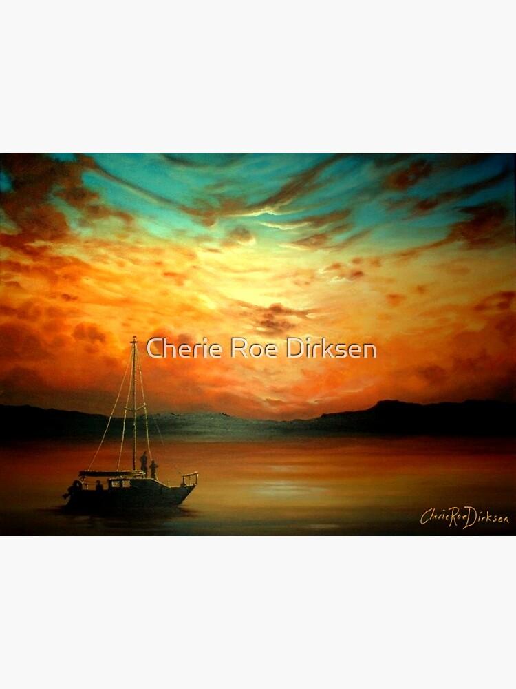 Sunset Sailing... by cheriedirksen