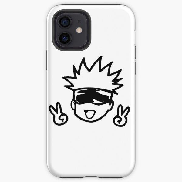 Gojo sensei iPhone Tough Case