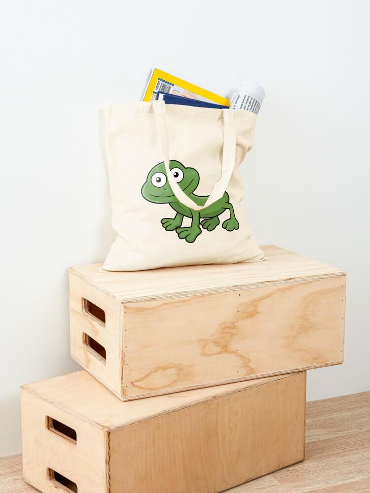 Alternate view of Sausage Frog Tote Bag