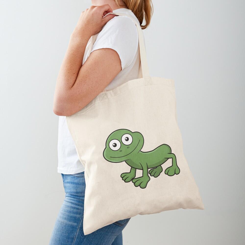 Sausage Frog Tote Bag