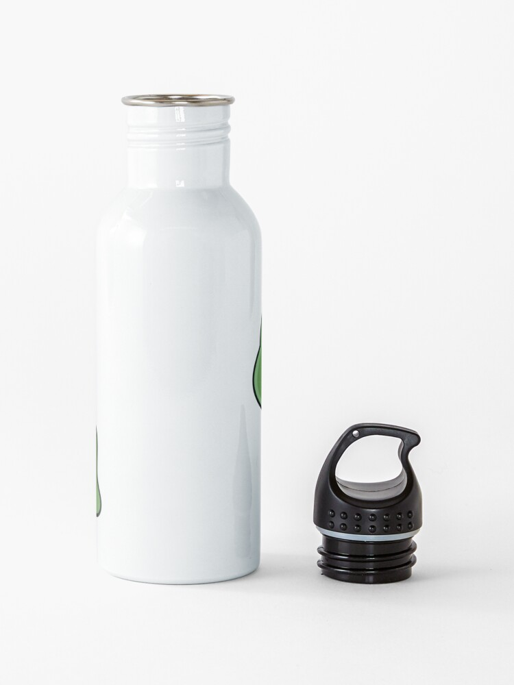 Alternate view of Sausage Frog Water Bottle