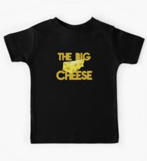 The BIG cheese in yellow Kids Clothes