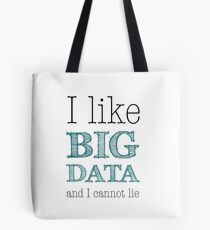 Big Data Tote Bag