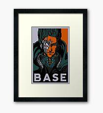 BASE Framed Print
