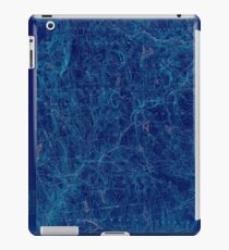 USGS TOPO Map Connecticut CT Gilead 331028 1892 62500 Inverted iPad Case/Skin
