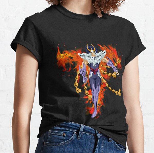 Saint Seiya - Phoenix Ikki T-shirt classique