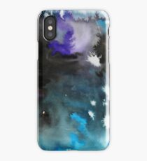 Storm (Abstract Ink) 5 iPhone Case/Skin