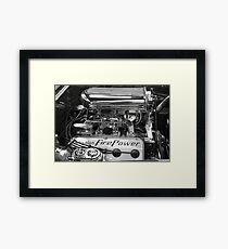Chrysler FirePower Framed Print