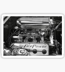 Chrysler FirePower Sticker