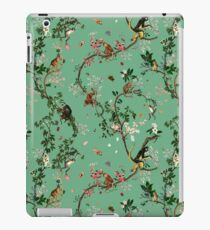 Monkey World Green iPad Case/Skin