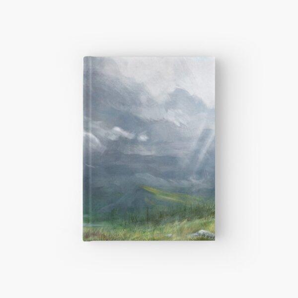 Irish Heart Hardcover Journal