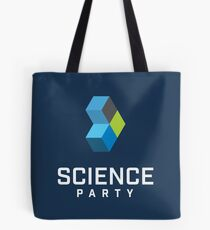 Science Party Australia (Dark) Tote Bag