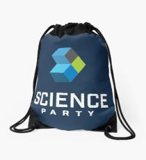 Science Party Australia (Dark) Drawstring Bag