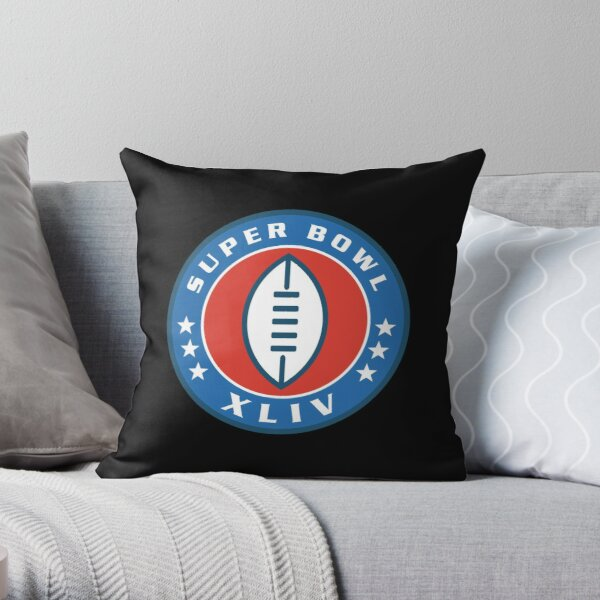 Kansas City Chiefs Super Bowl Throw Pillow