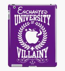 University of Villainy iPad Case/Skin