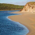 Lake Yambuk Estuary by Sophia Covington