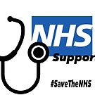 NHS Supporter by GraphicMonkey
