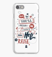 LITTLE HELL iPhone Case/Skin