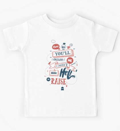 LITTLE HELL Kids Clothes