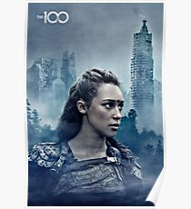 commander lexa Poster