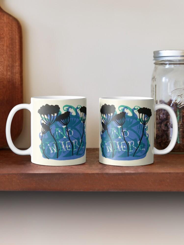Alternate view of Fire and Hemlock Mug