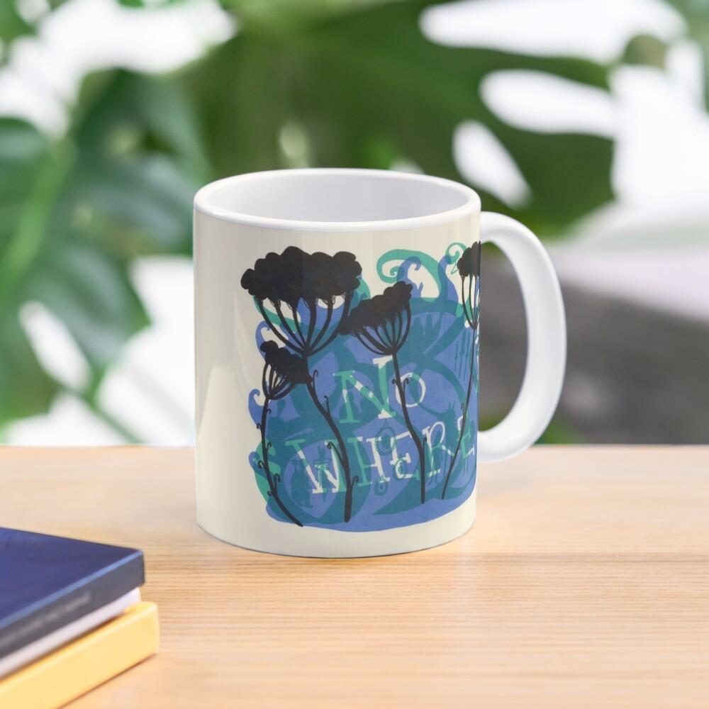 Fire and Hemlock Mug