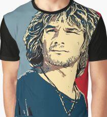 Patrick Swayze Graphic T-Shirt