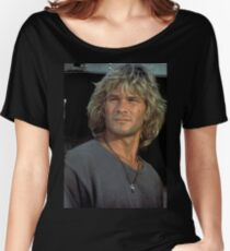 Patrick Swayze Women's Relaxed Fit T-Shirt